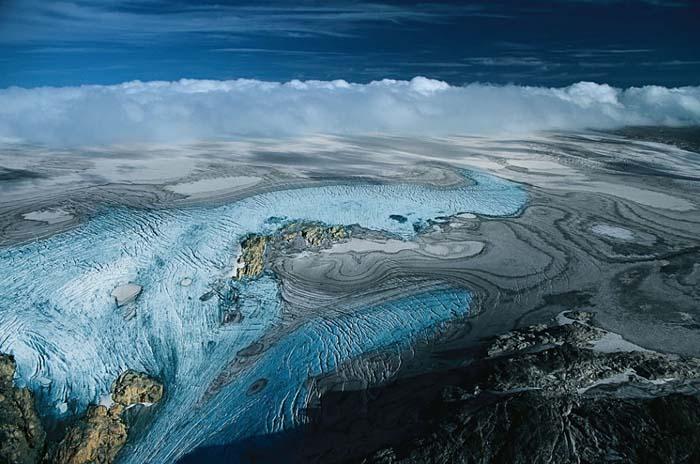 Folgefonni Glacier, Norway