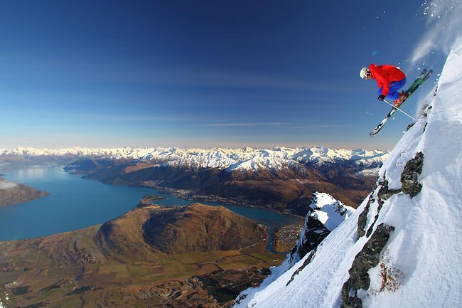 The Remarkables, New Zealand