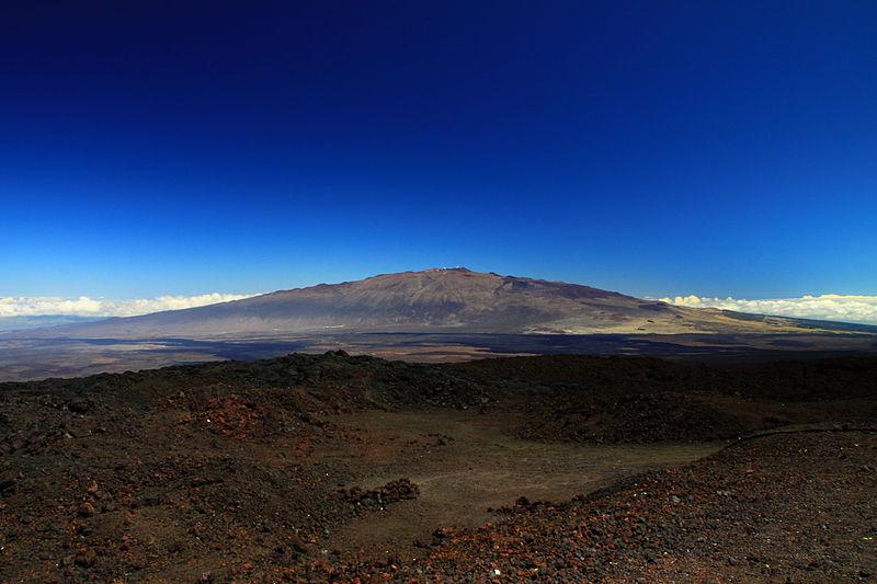 Mauna Kea Mountain, Hawaii, U.S.