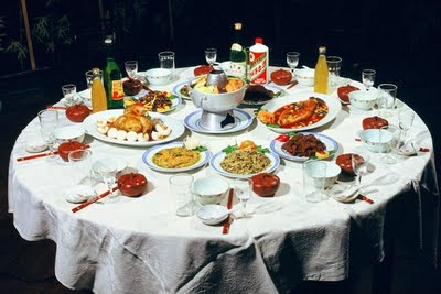 tavola e pietanze