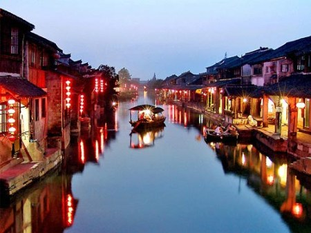 10290386-wuzhen-zhejiang-china