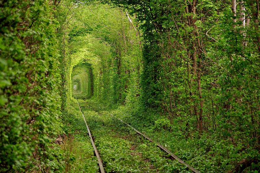 Tunnel of love, Ucraina