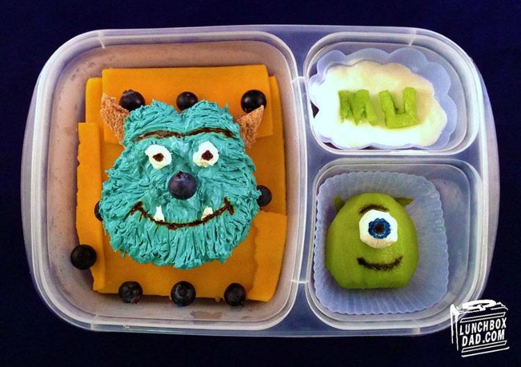 lunchbox copertina