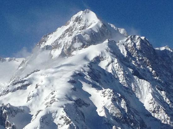 Monte Bianco (White Mountain), Italy