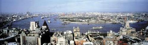 Shanghai Huangpu river 1980
