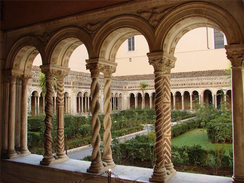 Basilica di San Paolo fuori le Mura tourism destinations
