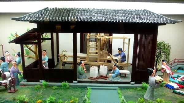 silk museum