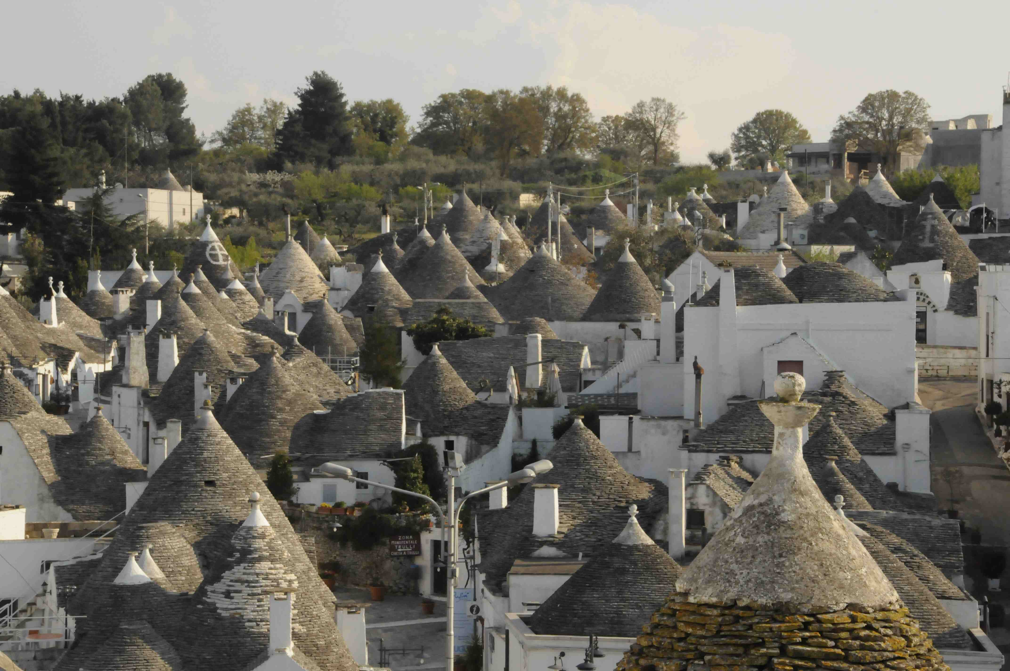 trulli aberobello 1 statoquotidiano.it