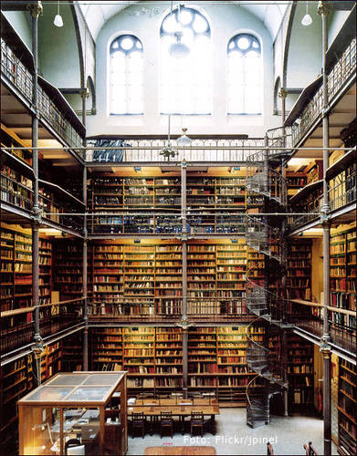 biblioteca-del-rijkmuseum amsterdam zingarate.com