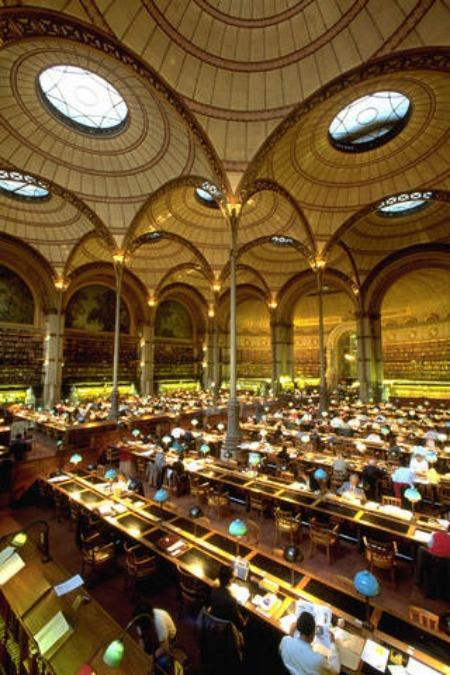 biblioteca-nazionale-di-francia parigi zingarate.com