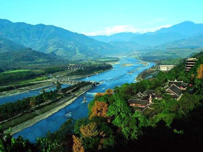 Dujiangyan-Irrigation-System 1