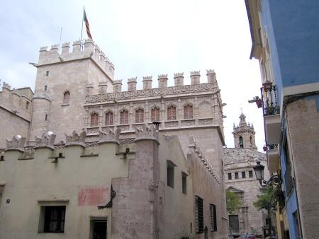 La Lonja de la Seda di Valencia 3