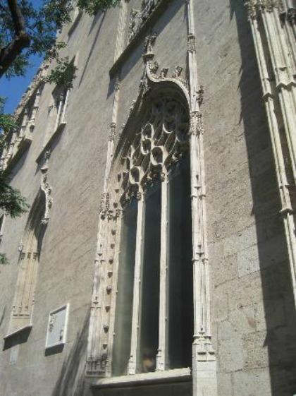 La Lonja de la Seda di Valencia 5