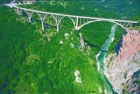 Tara River Canyon, Montenegro 4