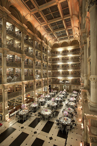the-george-peabody-library baltimore usa zingarate.com