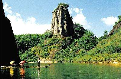 wuyi mountain fujian 2