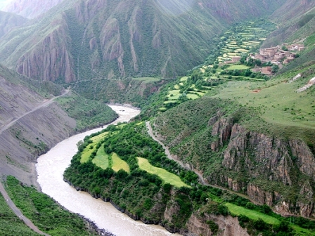 Yarlung Zangbo Grand Canyon 3