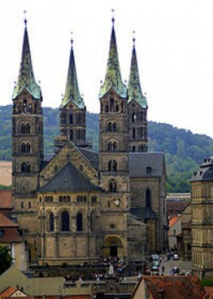 Bamberga duomo c ingrandire