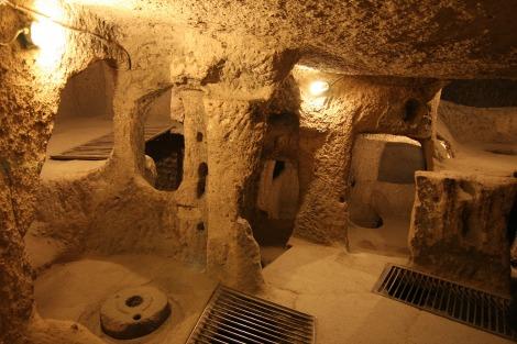cappadocian underground cities  2 resize