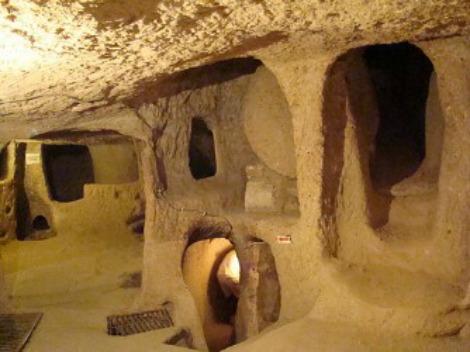 cappadocian underground cities  2g ingrandire
