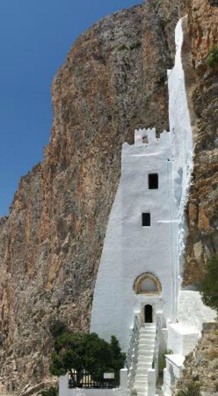 hozoviotissa monastery amorgos greece 5 ingrandire