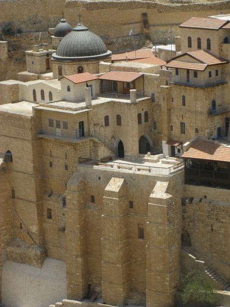 monastero di mar saba israele 3 resize