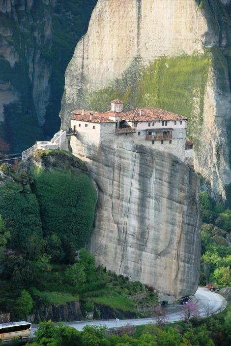 Monastero di Meteora Grecia 1b