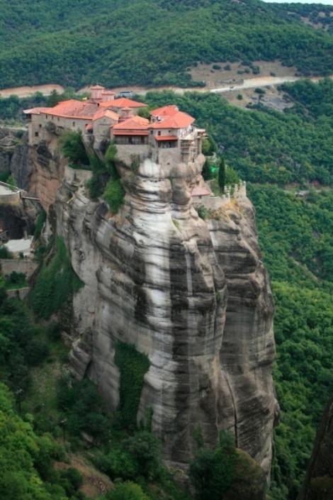 Monastero di Meteora Grecia 5