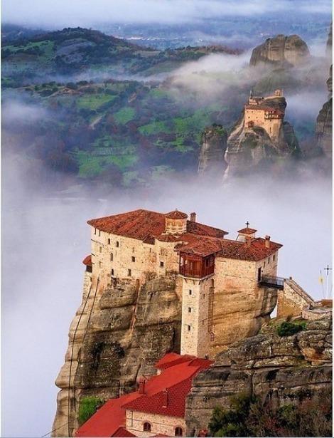 Monastero di Meteora Grecia 6