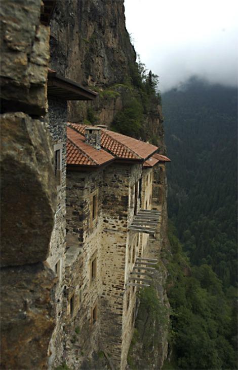 Monastero di Sumela Turchia 4