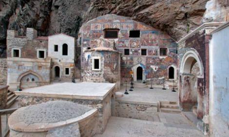 Monastero di Sumela Turchia 5