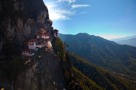 Monastero-di-Taktsang-Buthan 1