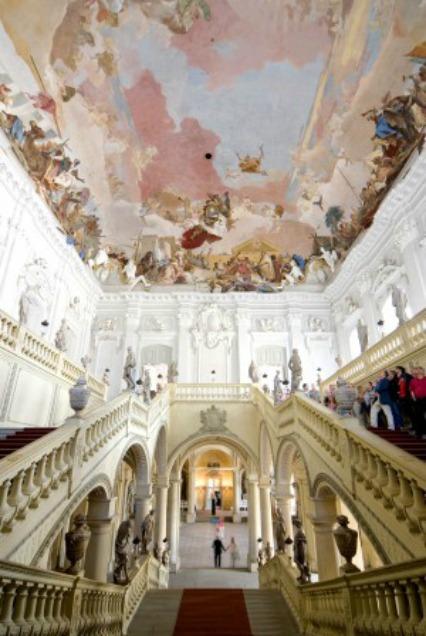 Residenza di Würzburg e giardini di corte 2 ingrandire