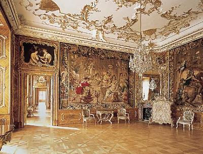 Residenza di Würzburg e giardini di corte 7