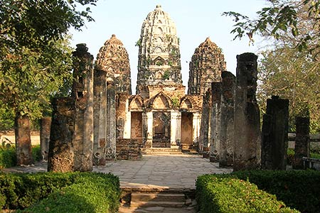 sukhothai historical park 3