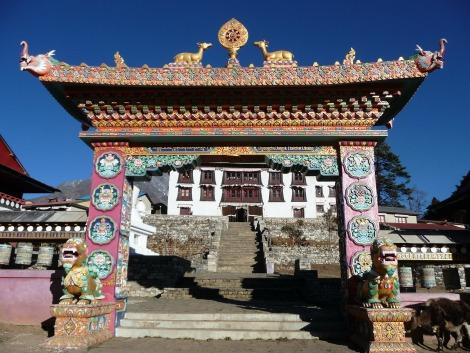 Tengboche Monastery 2