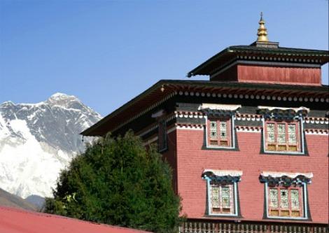 Tengboche Monastery 7