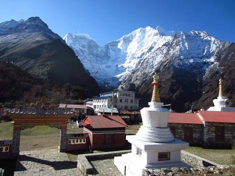 Tengboche Monastery 8
