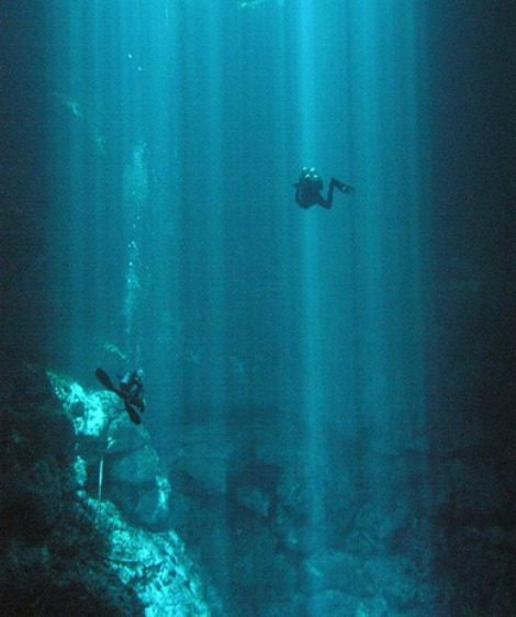 yucatan underground river 5 ingrandire