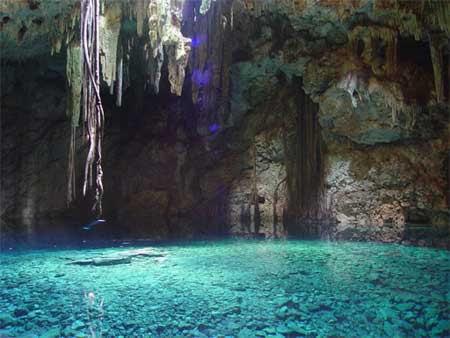 yucatan underground river 7