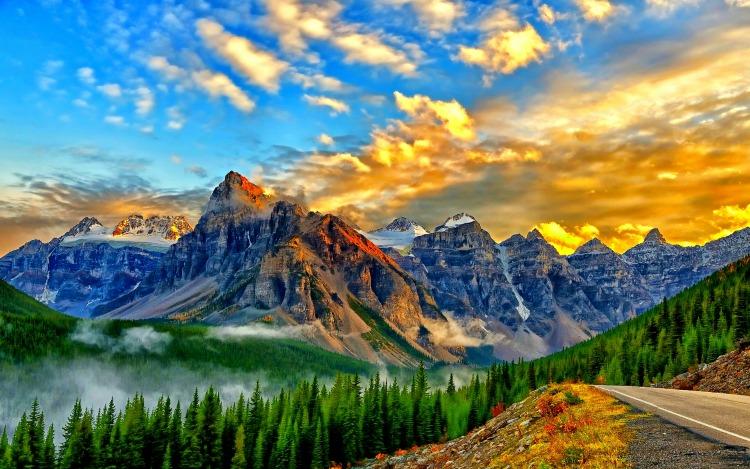 a copertina Banff-National-Park-1 resize