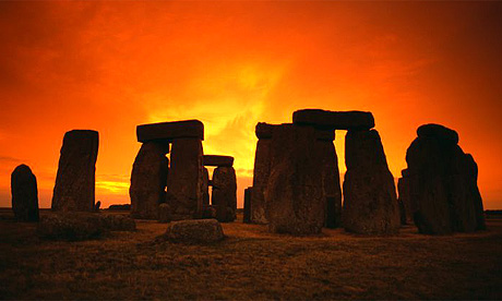 stonehenge england 2
