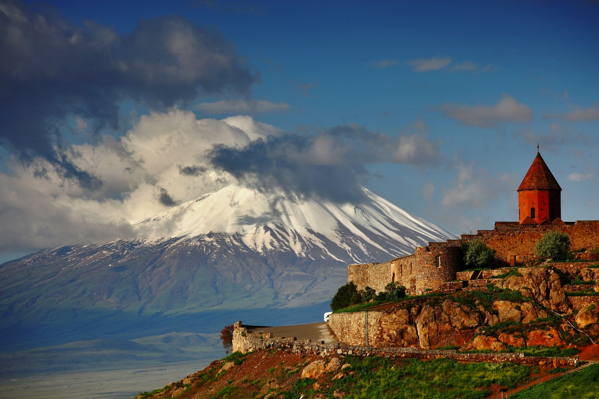 UNESCO's World Heritage Sites of Armenia