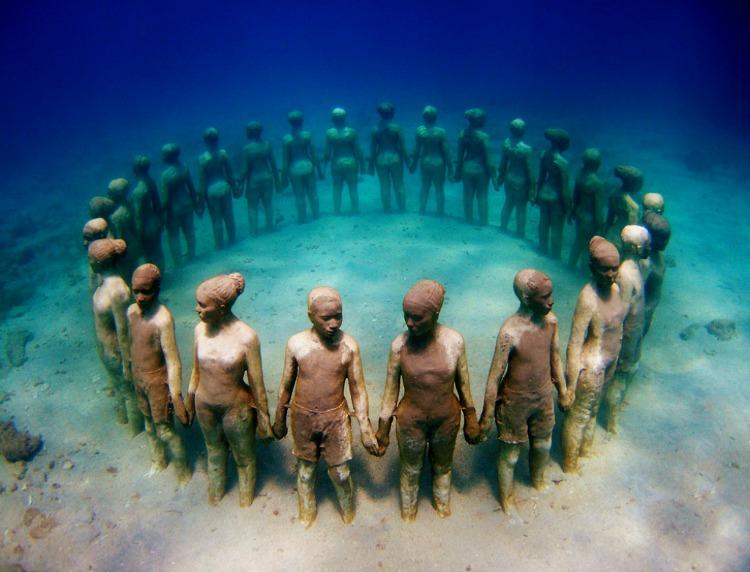 MUSA, the underwater museum