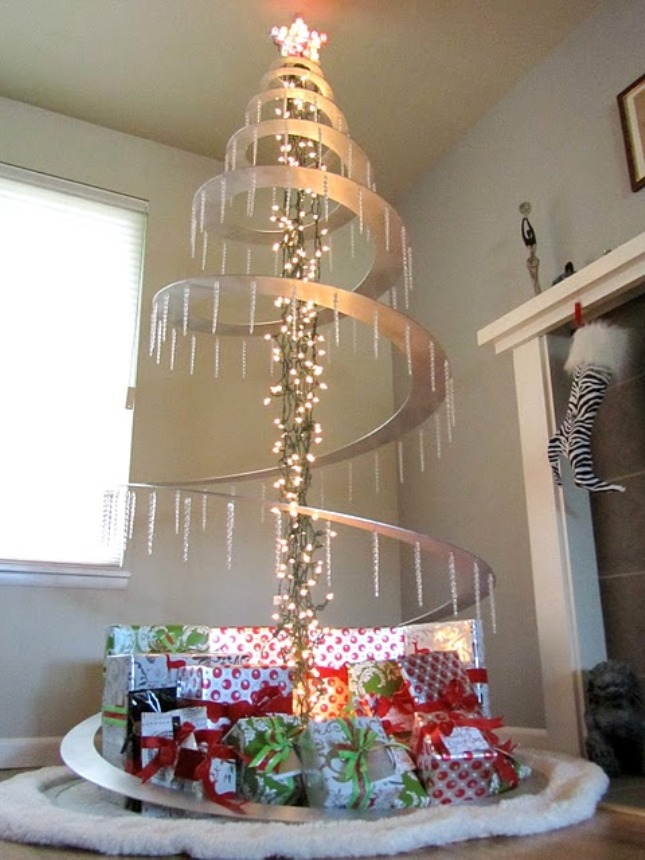 creative christmas tree decorating ideas - Ideas For Christmas Trees