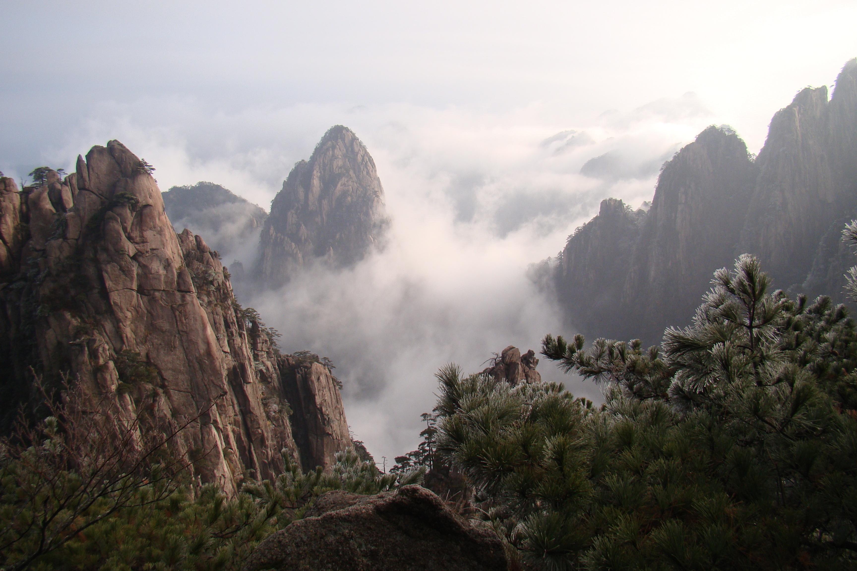 Huangshan Trekking Tour