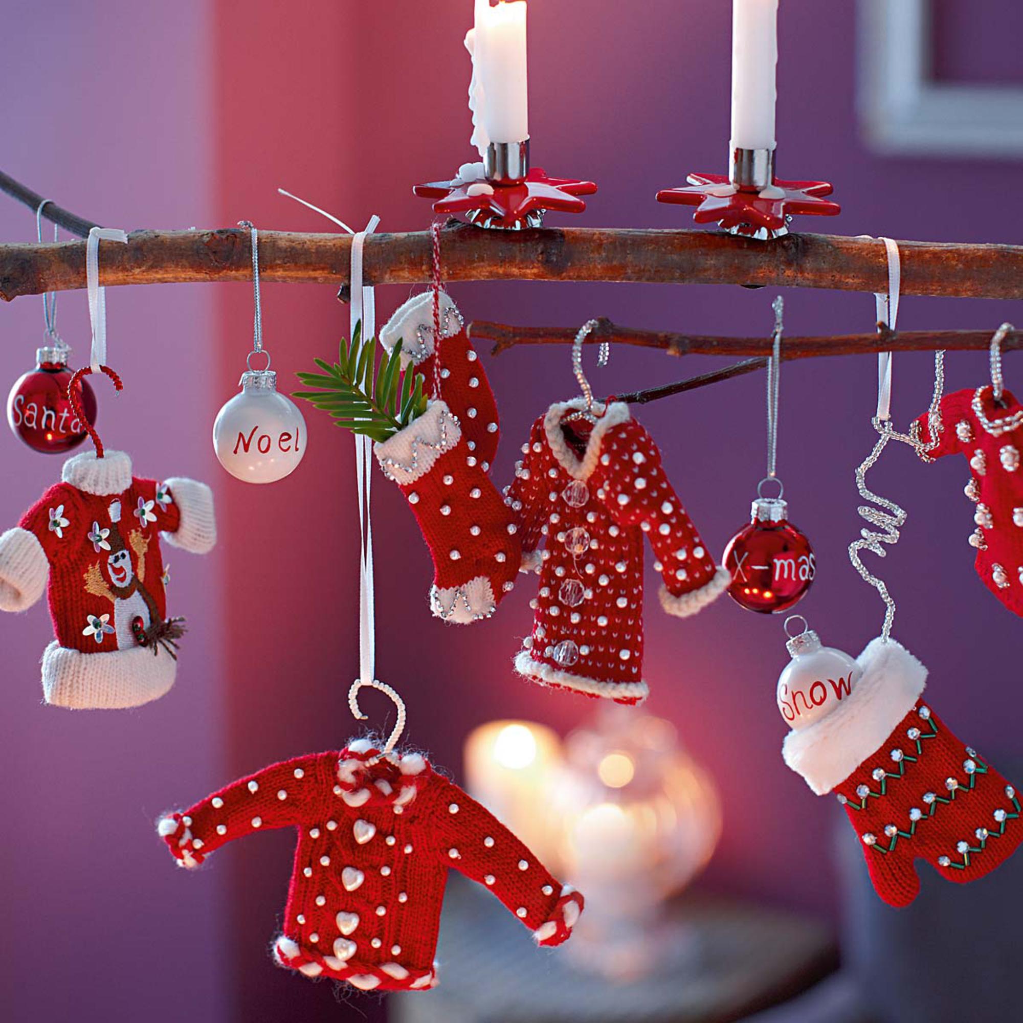 """Как на новый год украсить дом своими руками """" Современный дизайн"""