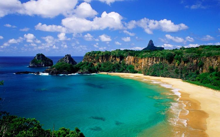 Brazil's beaches