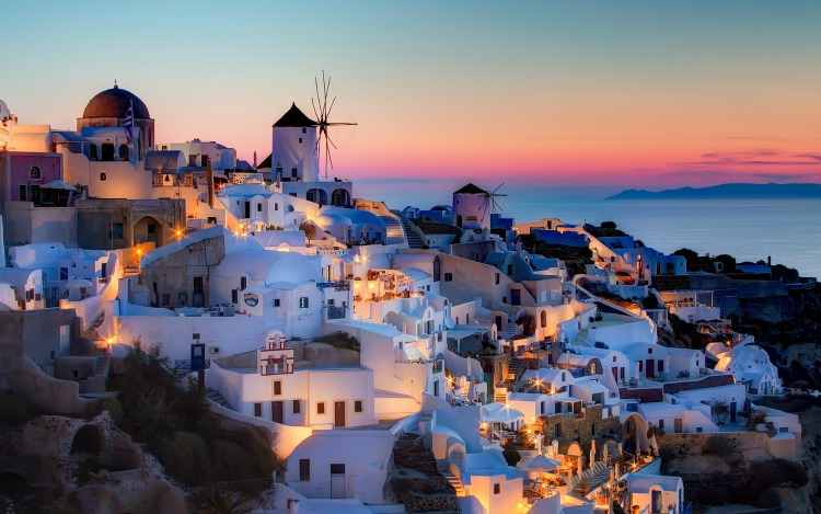 Stunning unknown Greek islands