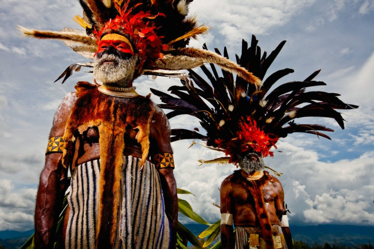 The magic of Papua New Guinea